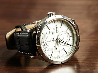 直された腕時計