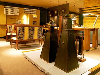 時計の博物館